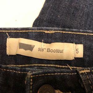 Levi's Jeans - 🔥SALE🔥 Levi 518 bootcut jeans 5 junior